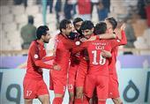 لیگ برتر فوتبال| پرسپولیس؛ پیروز یک نیمهای دیدار با ذوبآهن