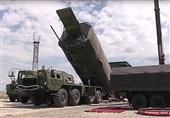 """روسیه سامانه موشکی """"آوانگارد"""" خود را به رخ آمریکا کشید+ فیلم"""