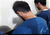 باند 9 نفره اشرار در کردستان متلاشی شد / دستگیری 7 مرد و 2 زن در عملیات پلیس + تصاویر