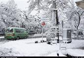 هوای استان مازندران سرد و برفی میشود