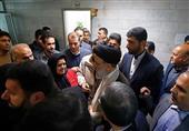 حضور غافلگیرانه رئیس قوه قضائیه در دادگستری شهریار