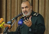 IRGC Developing Weaponry Proportional to Threats: General Salami