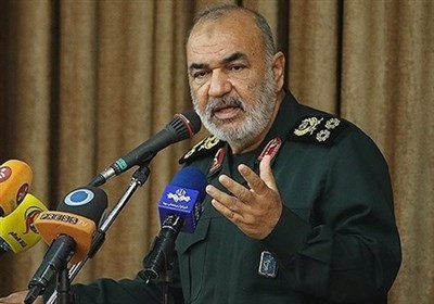 IRGC Chief Rules Out Possibility of US War