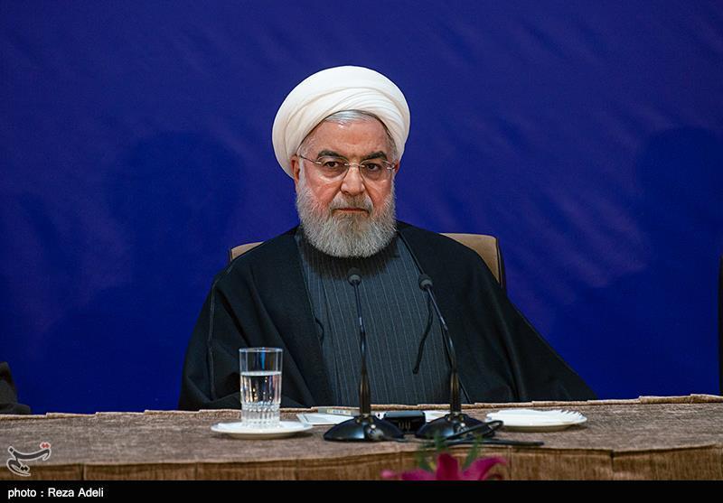 روحانی: بزرگترین کلاهی که بر سر ترامپ رفت، در موضوع برجام بود/دولت از زیر بار مسئولیت سخت فرار نمیکند