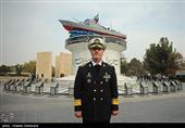 امیر دریادار «حسین خانزادی» فرمانده نیروی دریایی ارتش