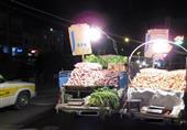 ساماندهی 800 وانتبار فروش میوه در شرق تهران/ ممانعت از برقدزدی