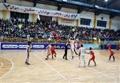 لیگ برتر بسکتبال| دربی خوزستان با برد پتروشیمی بندر امام پایان یافت