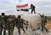 الجیش السوری یحرر قریة النیرب شمال طریق حلب اللاذقیة الدولی بریف إدلب