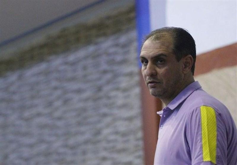 مربی تیم بسکتبال مس کرمان: امیدوارم شهرداری گرگان قهرمان لیگ برتر بسکتبال شود