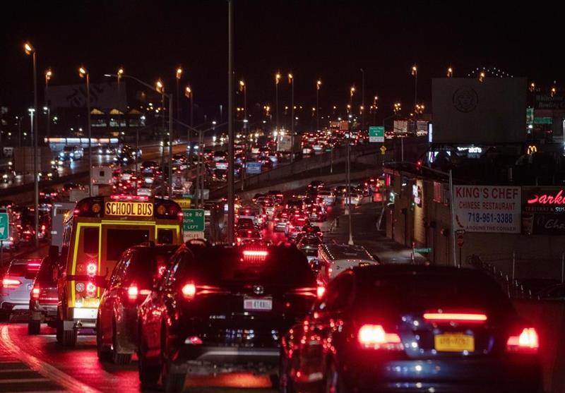 قطع نوبتی برق در کالیفرنیا؛ دو میلیون نفر در تاریکی فرو رفتند