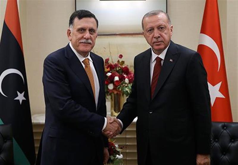 گزارش  برلین و بیم و امیدهای اردوغان در مورد لیبی
