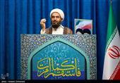 """حجتالاسلام علیاکبری: سپهبد"""" سلیمانی"""" نامزد گلولهها و شهادت بود"""