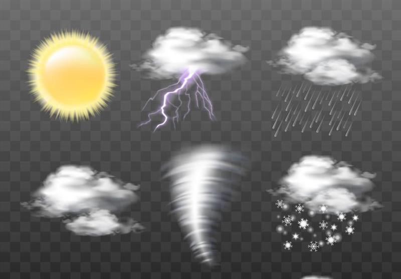 اخبار هواشناسی|هفتهای پربارش برای ایران پیش بینی شده است