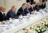 پوتین: کُردهای سوریه از نیروهای نظامی روسیه حمایت میکنند