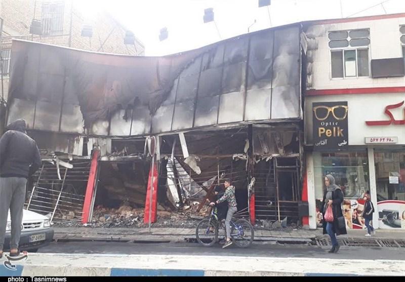 تهران| بانکها به تسریع در خدماترسانی به خسارتدیدگان ناآرامیهای اخیر مکلف شدند
