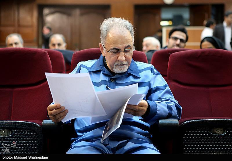 ادعای وکیل مدافع درباره حکم دادگاه نجفی