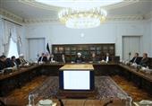 بررسی بودجه 99 در جلسه شورای هماهنگی سران قوا