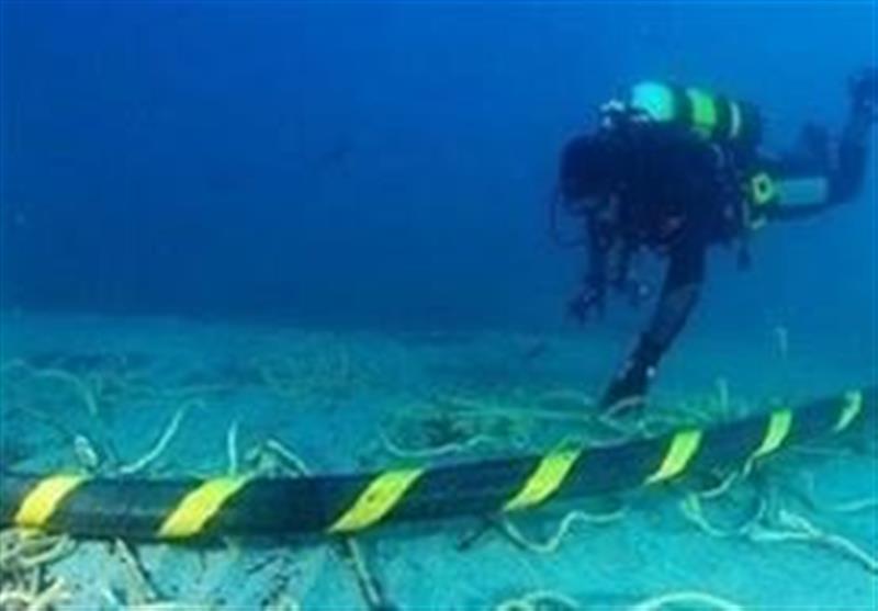 ثبت زلزله با استفاده از نصب کابل فیبر نوری در اعماق دریا!