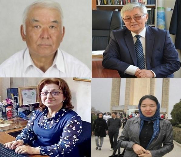 """کشور """"قرقیزستان"""" ,"""
