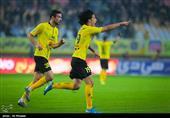 لیگ برتر فوتبال| برتری سپاهان و توقف نفت مسجدسلیمان در پایان نیمه اول