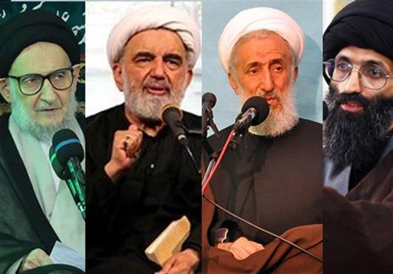معرفی 14 جلسه درس اخلاق شهر تهران