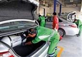 6500 خودروی ناوگان عمومی در استان آذربایجان شرقی رایگان گازسوز شد