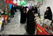 نمایشگاه و بازارچه دستاوردهای بانوان کارآفرین قرچک افتتاح شد
