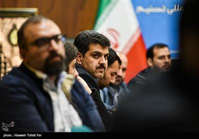 محمد قربانی مدیر استانی خبرگزاری تسنیم در خراسان جنوبی