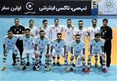Iran Drawn with S. Arabia at AFC Futsal Championship 2020