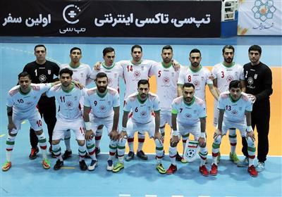 Iran Drops Two Spots at Futsal World Ranking - Sports news