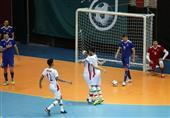 Iran Futsal Remains Unchanged at World Ranking