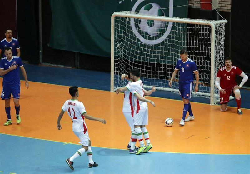 Iran Futsal to Play Azerbaijan in Friendly