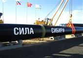 آغاز صادرات گاز روسیه به چین از طریق خط لوله 3 هزار کیلومتری