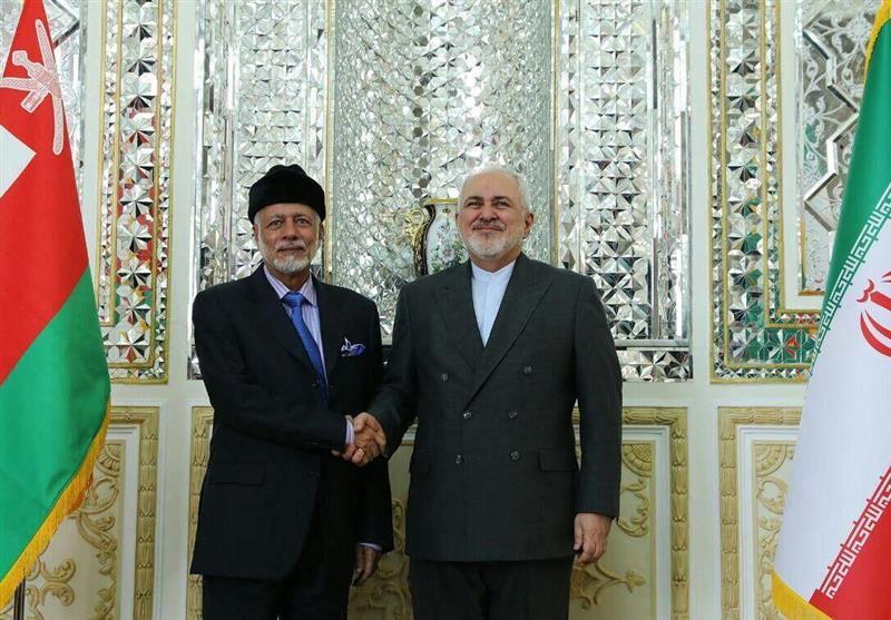 Iran's Zarif, Omani Counterpart Meet in Tehran