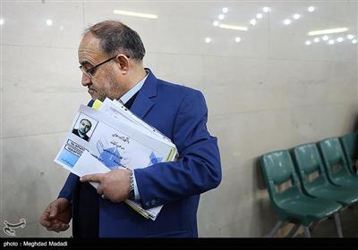 دومین روز ثبتنام داوطلبان یازدهمین دوره انتخابات مجلس شورای اسلامی - وزارت کشور