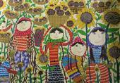 کودکان و نوجوانان ایرانی برگزیده مسابقه نقاشی «هیکاری» شدند