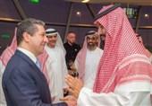 دیدار نخستوزیر اقلیم کردستان با ولیعهد سعودی و ولیعهد ابوظبی
