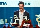 رونالدو برترین بازیکن و آتالانتا بهترین تیم فصل گذشته سری A شدند