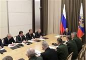 تأکید پوتین بر لزوم توسعه امکانات نظامی ناوگان دریایی روسیه