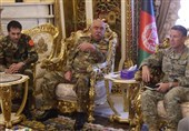 دوستم پس از دیدار با میلر: کمیسیون نتایج ابتدایی انتخابات افغانستان را اعلام کند
