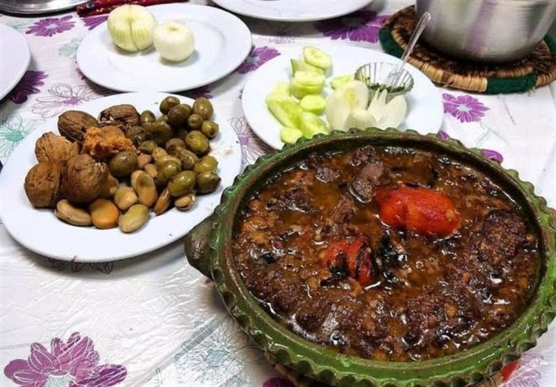 Gamaj Kebab Luxury Food of Northern Iran - Tourism news