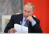 """پوتین قانون جدید رسانههای خارجی""""عامل بیگانه"""" را امضاء کرد"""