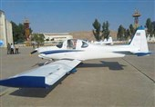 """الحاق سه فروند هواپیمای """"چکاوک"""" به نیروی دریایی ارتش"""