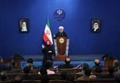 روحانی: پیام و درخواستهای خصوصی برای مذاکره بر خلاف شعارهای عمومی غرب است