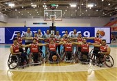 IWBF Asia Oceania C'ships: Iran's Men Team Beats China