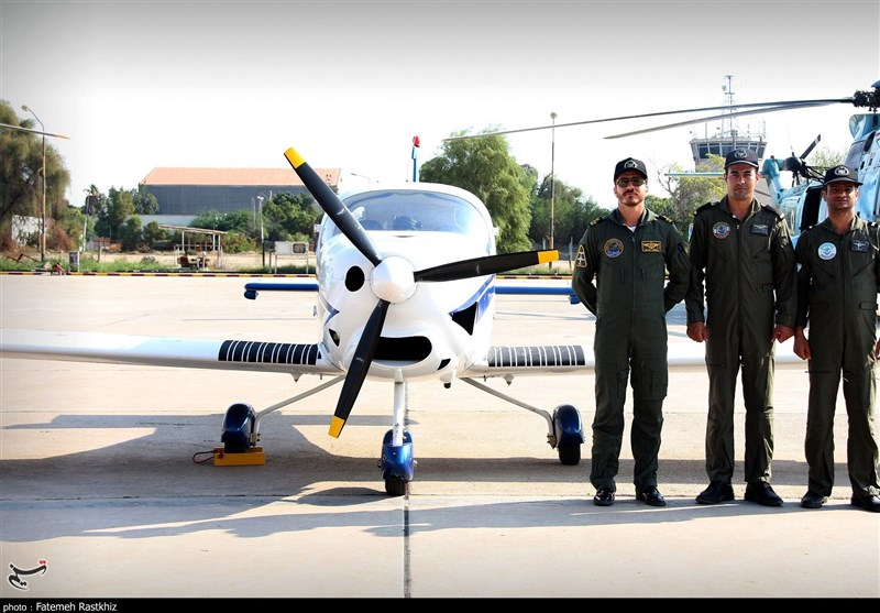 3 Homegrown Ultralight Aircraft Join Iran Navy's Aviation Fleet
