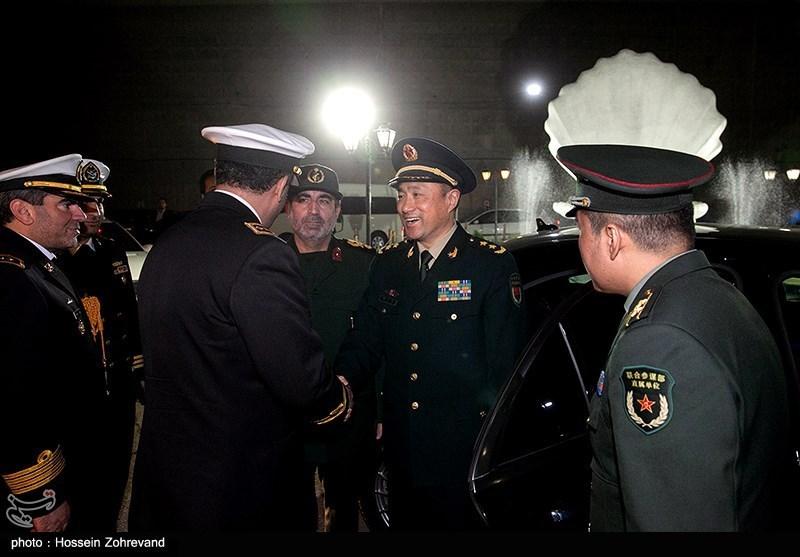 سپهبد شائو یوئان مینگ معاون روابط بین الملل ارتش چین