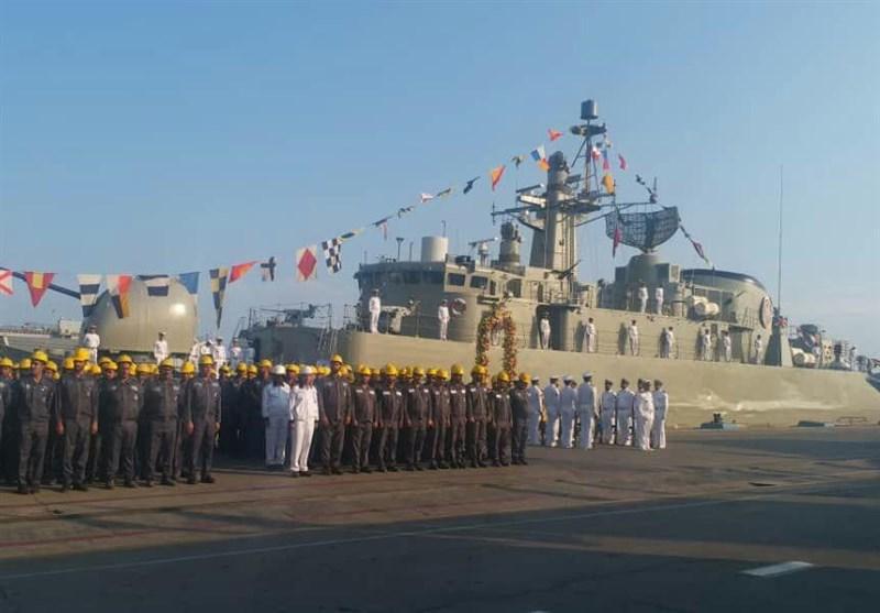 الحاق ناوشکن البرز و زیردریایی غدیر945 به نیروی دریایی ارتش / ارتقاء قدرت سامانههای دفاعی ناوشکن