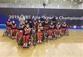 IWBF Asia Oceania C'ships: Iran's Men Loses to Australia, Women's Comes 5th