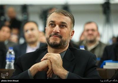 عبداللهیان: التعاون بین إیران وروسیا سیؤدی إلى تعزیز الأمن فی المنطقة